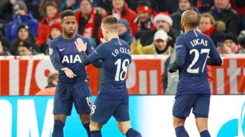 Tottenham: Số 13 may mắn của Sessegnon