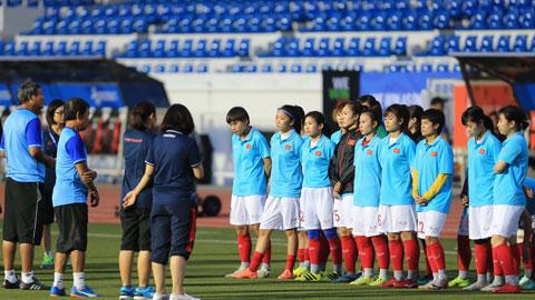 ĐT nữ Việt Nam hướng tới mục tiêu Olympic ngay sau SEA Games 30