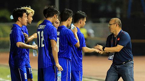 """Quá mệt mỏi, U23 Thái Lan """"xả trại"""" dài hơi trước VCK U23 châu Á 2020"""