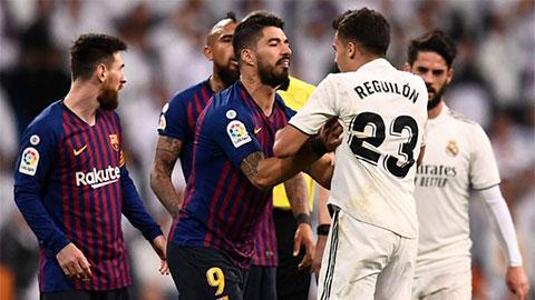 Cựu sao Barca và Real chung tay bảo vệ trận Siêu kinh điển