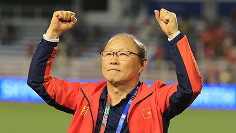 HLV Park Hang Seo: 'Bảo vệ vị thế số 1 Đông Nam Á trong 1-2 năm tới không dễ dàng'