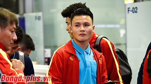 U23 Việt Nam mang lỉnh kỉnh hành lý sang Hàn Quốc tập huấn trước VCK U23 châu Á 2020
