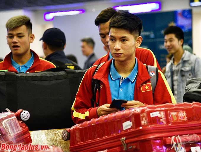 Đội sẽ ở lại TP.HCM đến ngày 31/12 trước khi bay sang Thái Lan vào ngày đầu năm mới. Đội sẽ có 9 ngày chuẩn bị trước khi bước vào trận đầu tiên gặp UAE.