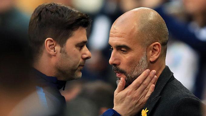 Vẫn còn đó khả năng Pochettino sẽ ngồi vào chiếc ghế nóng ở Manchester City thay cho Pep Guardiola