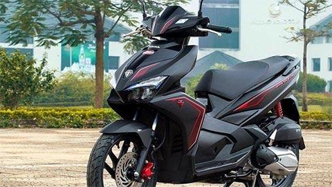 Honda Air Blade 150 2020 đẹp mê ly với phanh ABS, giá hấp dẫn sắp ra mắt?