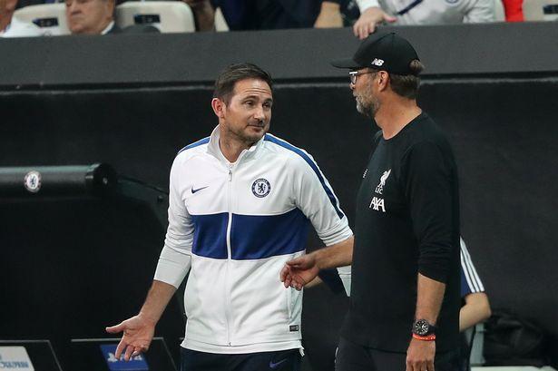 Lampard vui mừng khi Klopp tiếp tục gắn bó với Ngoại hạng Anh