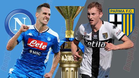 Nhận định bóng đá Napoli vs Parma, 00h00 ngày 1512: Đợi Milik tỏa sáng