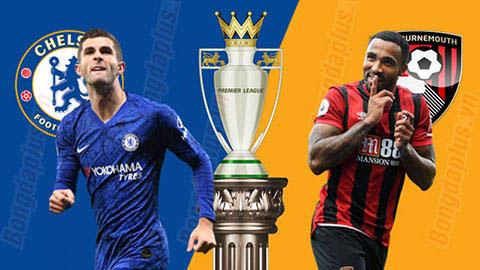 Nhận định bóng đá Chelsea vs Bournemouth, 22h00 ngày 1412: Chặn đà sa sút