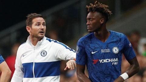 Chelsea: Abraham chờ vượt qua… Lampard