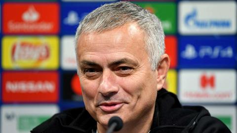 Mourinho tuyên bố đưa Tottenham trở lại nơi thuộc về