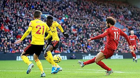 Salah tiết lộ bí quyết lập siêu phẩm đánh gót bằng chân phải