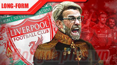 Liverpool: Mặt trời sẽ còn rạng rỡ trên đế chế của Klopp