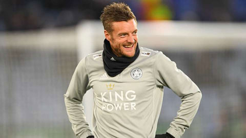 Vardy sung mãn hơn sau khi vợ cãi nhau với vợ Rooney