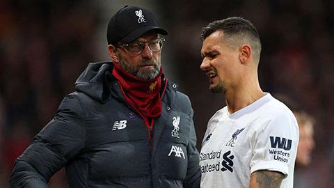 Liverpool lại khủng hoảng hàng thủ