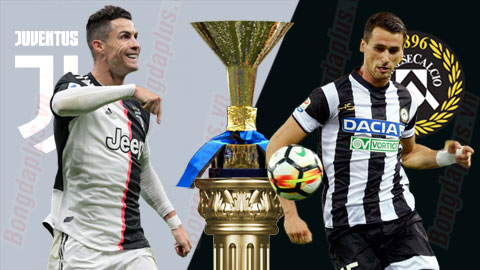 Nhận định bóng đá Juventus vs Udinese, 21h00 ngày 1512: Sức bật của Lão bà
