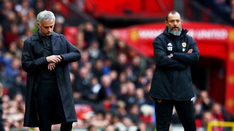 Tottenham vs Wolves: Mourinho tái đấu học trò cũ Nuno