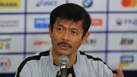 Indonesia sa thải HLV Indra Sjafri, người vừa thua Park Hang Seo ở SEA Games 30
