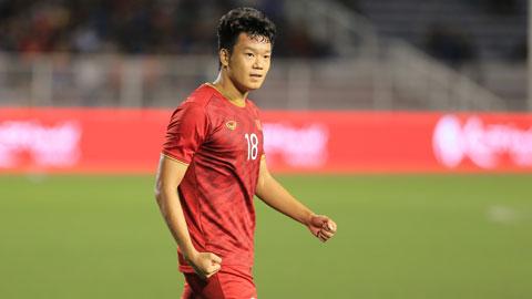 Trung vệ Nguyễn Thành Chung: Mục tiêu của U23 Việt Nam là góp mặt ở Olympic 2020