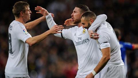 Đang có phong độ rất cao, Real đủ sức đánh bại một Valencia sứt mẻ lực lượng ngay trên sân khách