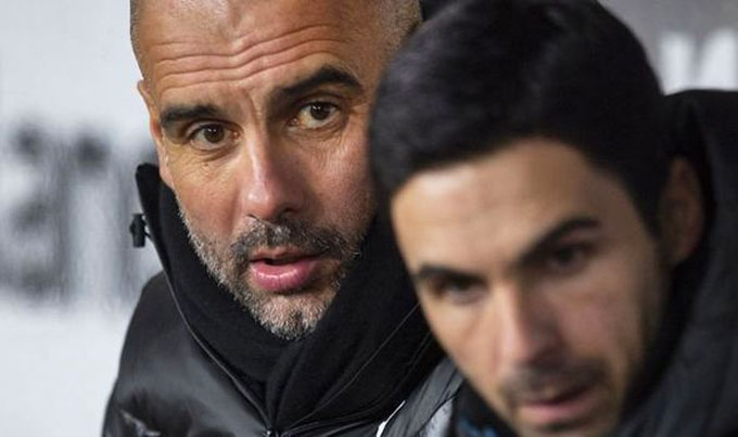 Tương lai không chắc chắn của Arteta cũng góp phần khiến tinh thần toàn đội Man City bất ổn