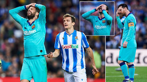 Kết quả bóng đá Ngoại hạng Anh, Bundesliga, La Liga, Serie A tối 1412, rạng sáng 1512