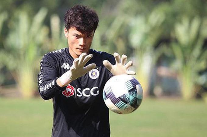 Bùi Tiến Dũng đã là người tự do sau khi hết hợp đồng với Hà Nội FC