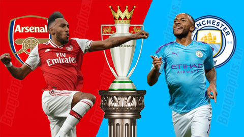 Arsenal vs Man City, 23h30 ngày 15/12: Đánh sập Emirates