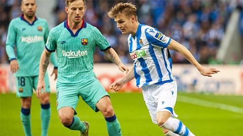 Khiến Barca mất điểm, tài năng trẻ cho mượn của Real được khen hết lời