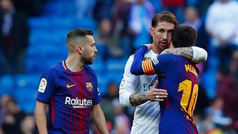 Real từng có một thời hết lòng giúp đỡ Barcelona