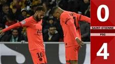 Saint-Etienne 0-4 PSG(Vòng 18 LigeOne 2019/20)
