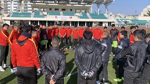 """U23 Việt Nam sẽ """"tổng duyệt"""" với U23 Bahrain trên đất Thái"""