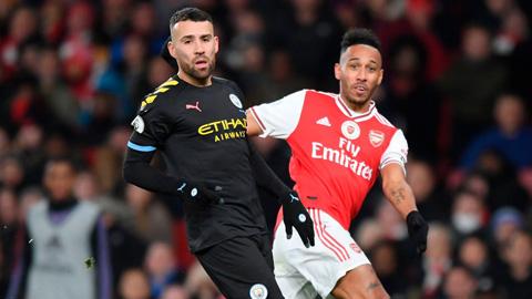 Thua Man City, Arsenal tái hiện thành tích tệ hại sau 34 năm