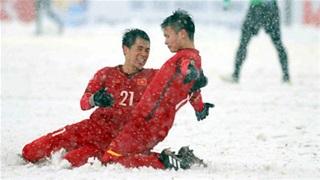 Bình chọn bàn thắng đẹp U23 châu Á: Quang Hải vượt xa các đối thủ