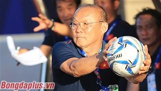 Sốc với câu nói của ông Park trước trận bán kết ở SEA Games 2019