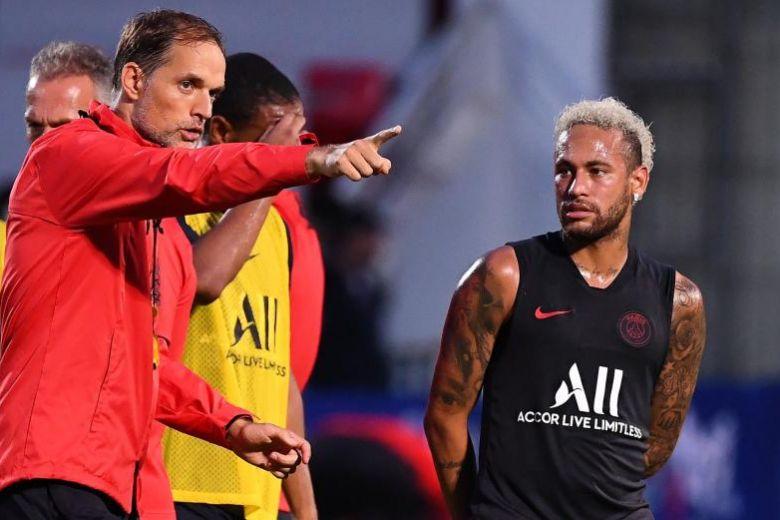 Tuchel và Neymar liệu có thể tiến xa?