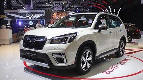 Đối thủ của Honda CR-V, Mazda CX-5, Hyundai Tucson bất ngờ giảm giá mạnh