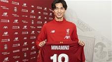 Đây là lý do vì sao Liverpool chiêu mộ Minamino