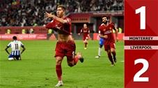 Monterrey 1-2 Liverpool(FiFa WCup 2019)