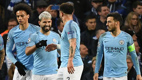 Bảng xếp hạng Ngoại hạng Anh 1 thập kỷ qua: Man City vô đối, M.U đứng thứ 2