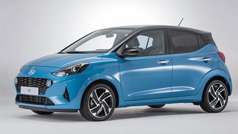 Hyundai i10 2020 đẹp long lanh ra mắt với giá 382 triệu đồng, đắt hơn Ford Ka+