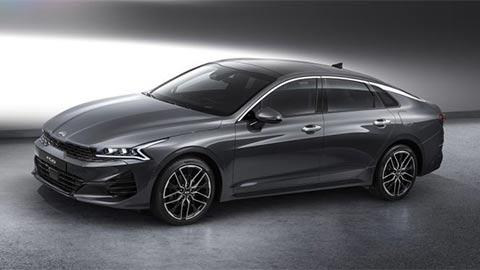 Kia Optima 2020 'lột xác' từ trong ra ngoài, đấu Toyota Camry, Honda Accord