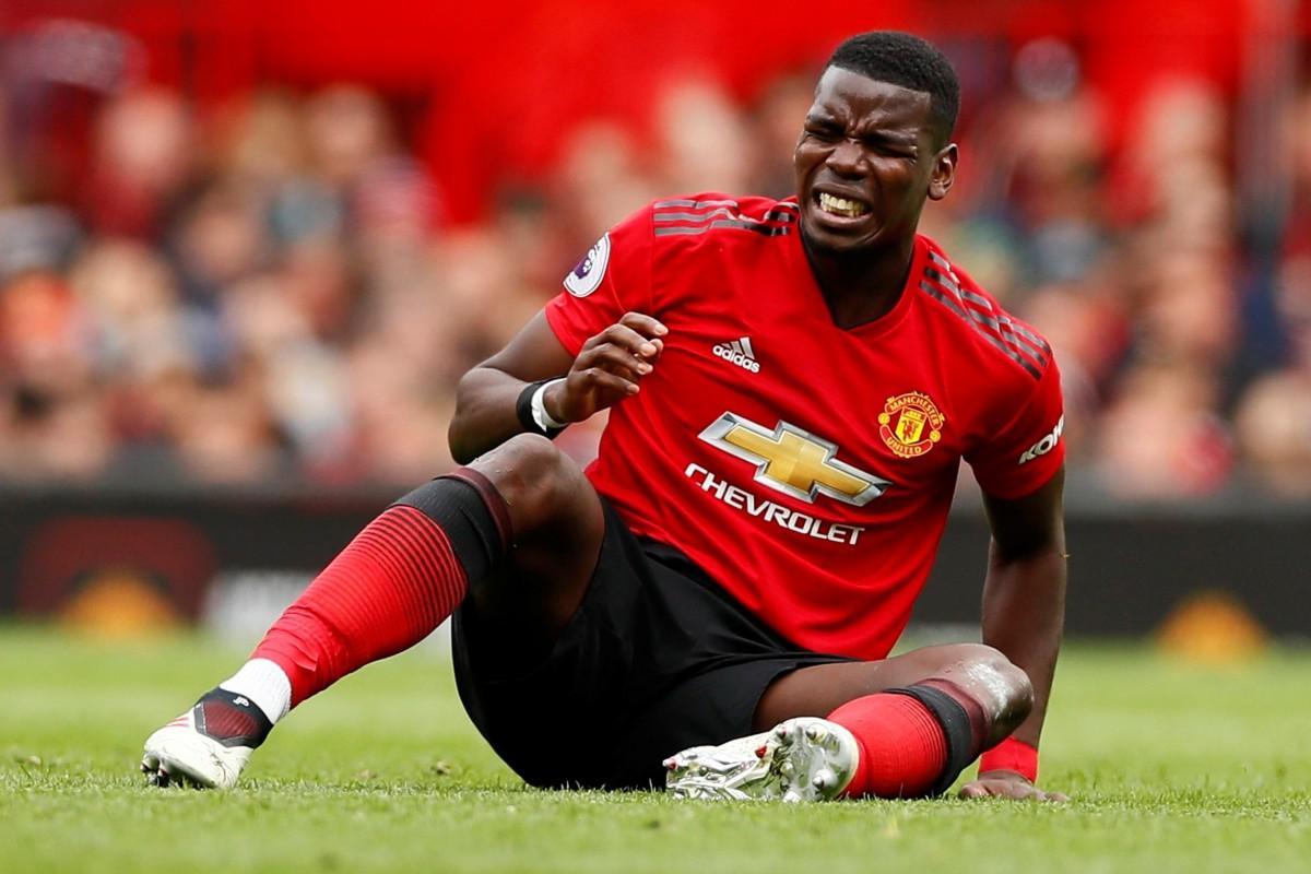 Paul Pogba đang bị nghi ngờ muốn rời M.U