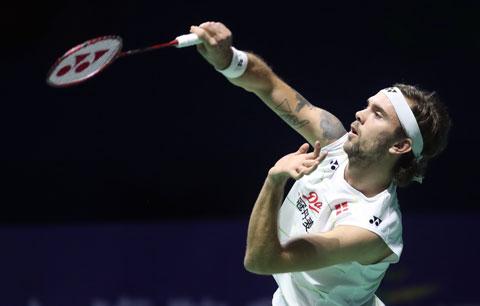 Viktor Axelsen và Jan Jørgensen, hai tay vợt tiêu biểu cho thành công của Đan Mạch