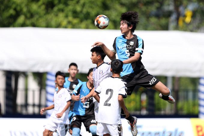Trận đấu giữa Kawasaki Frontale - SHB Đà Nẵng. Ảnh: Quốc An