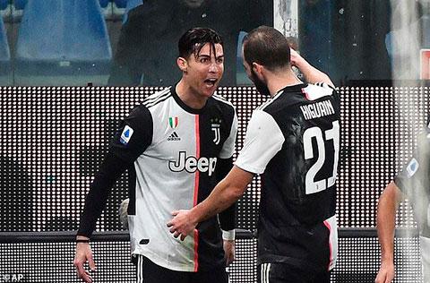 Ronaldo đang có phong độ rất cao tại Juventus khiến không ít fan Real nuối tiếc