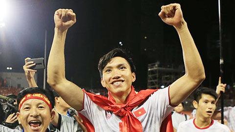 Văn Hậu: 'Tôi không thể quyết định việc dự VCK U23 châu Á'