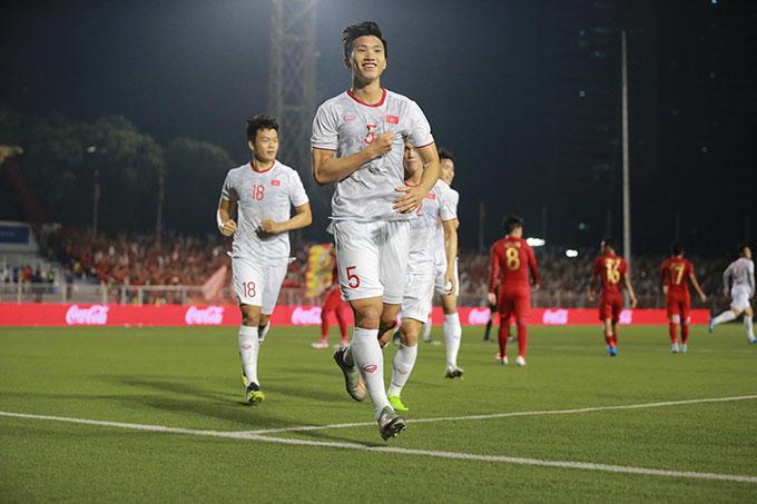 Văn Hậu sẽ không cùng U23 Việt Nam tham dự VCK U23 châu Á 2020 - Ảnh: Đức Cường