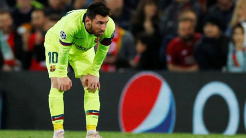 Sau 10 năm, Barca vẫn chưa thoát khỏi cái bóng của Messi