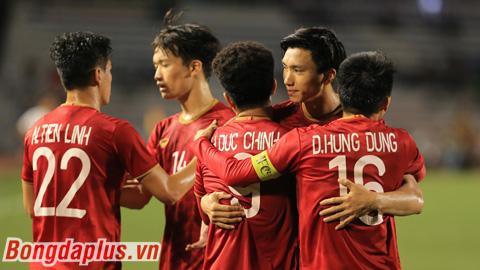 'Tinh thần đồng đội U22 Việt Nam' được đề cử Fair-play 2019