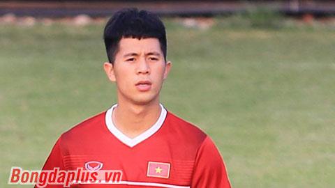 Đình Trọng tái xuất trong màu áo U23 Việt Nam sau hơn 6 tháng chấn thương